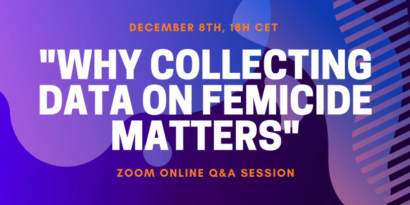 Why Collecting Data on Femicide Matters